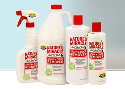 Natures Miracle Just for cat Stain Odor Remover